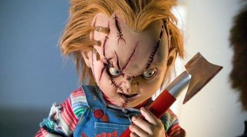 Slechte security: lieve pop wordt Chucky