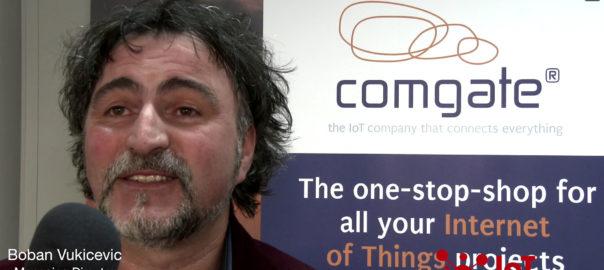 Boban Comgate IoT