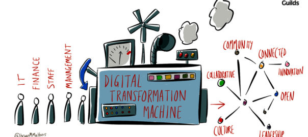 Digital Transformation (Bryan Mathers)