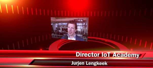 Jurjen Lengkeek IoT Academy