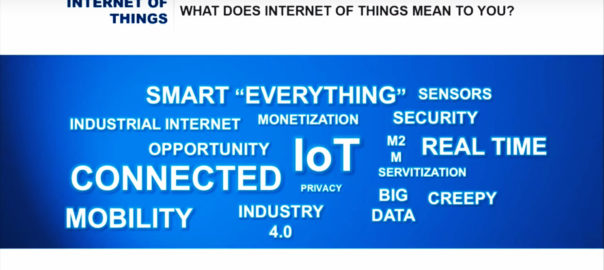 SAS Talk Messier IoT Big Data Analytics