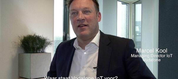 Vodafone Marcel Kool IoT