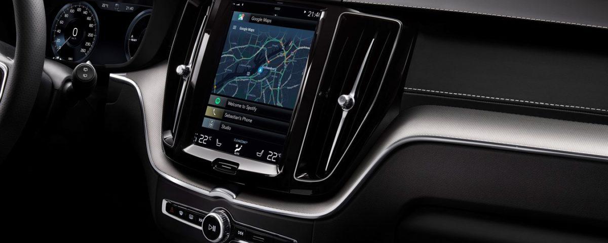 Volvo Google Android