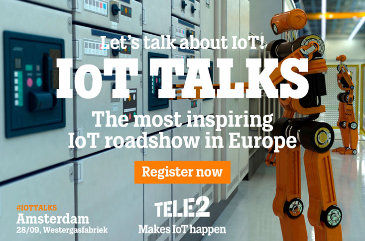 Tele2 IoT Talks 2017