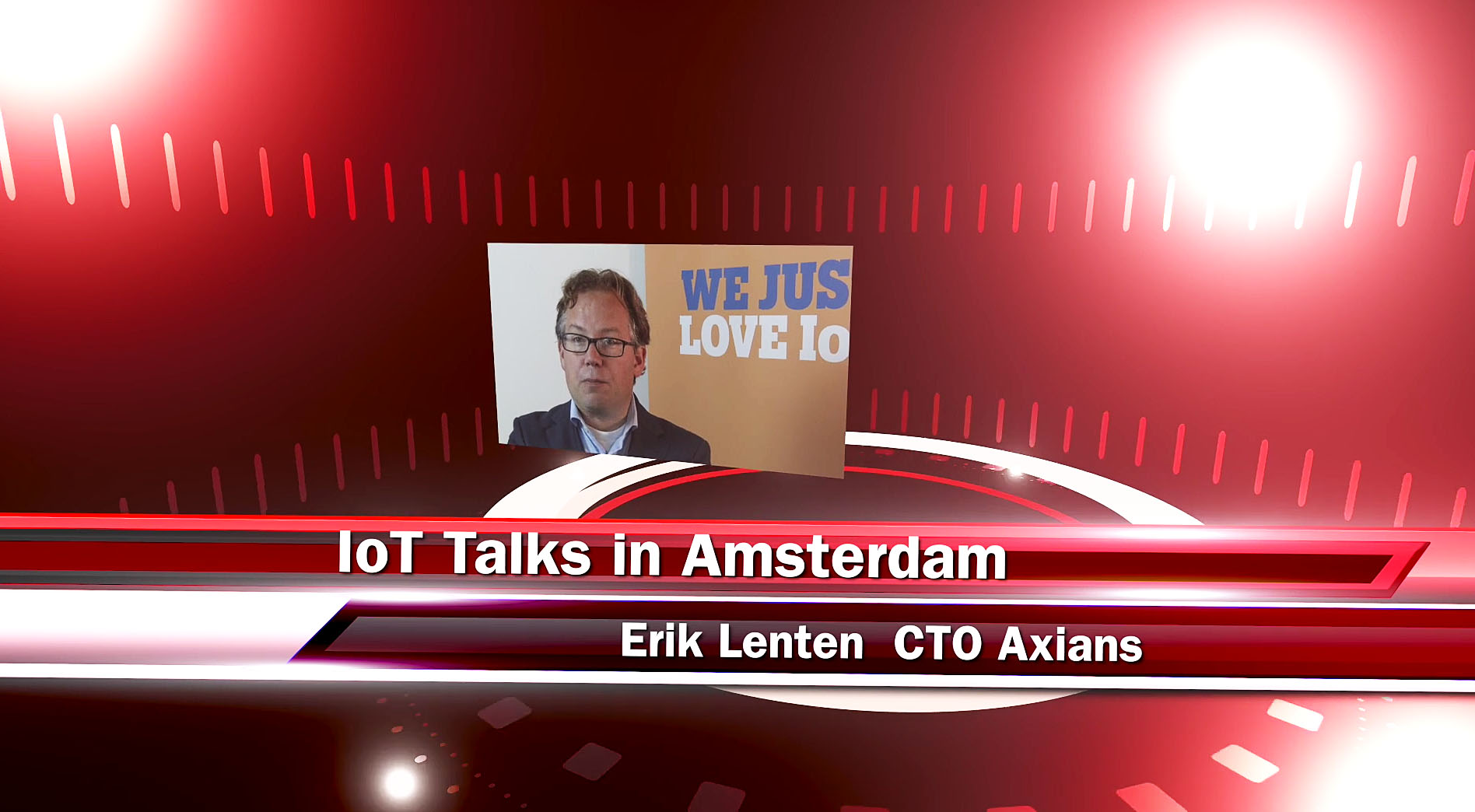 IoT Talks Axians 2017