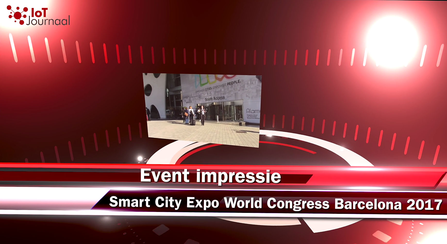 Smart City Expo Barcelona 2017 Video