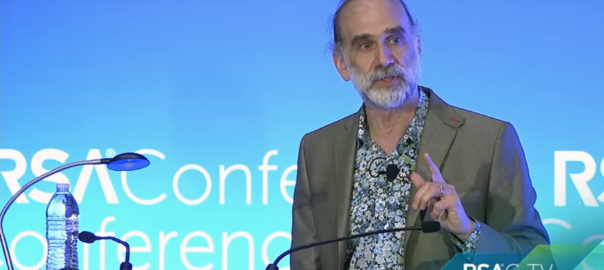 Bruce Schneier IoT Security