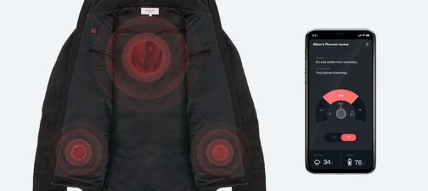 Jacket IoT Mercury