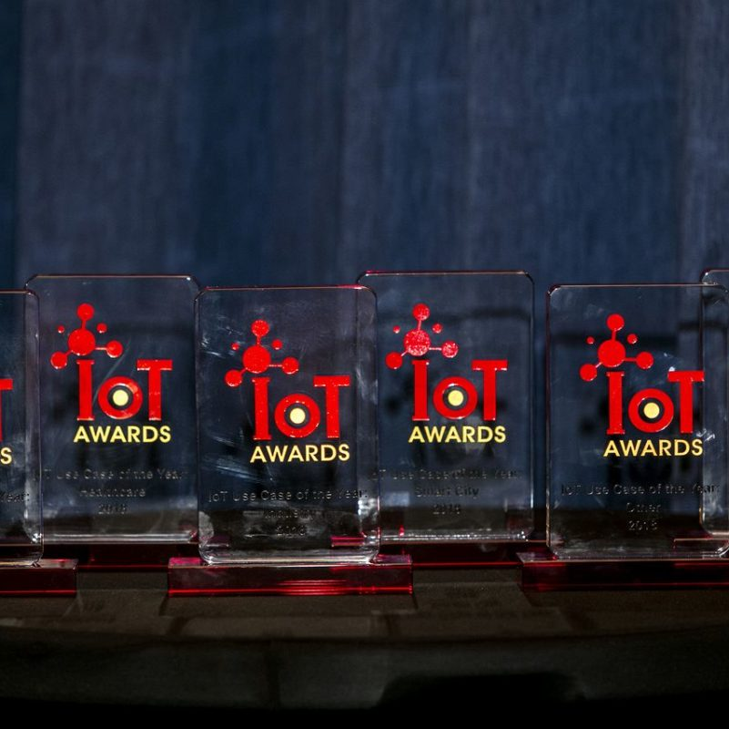 IoT Awards 2018