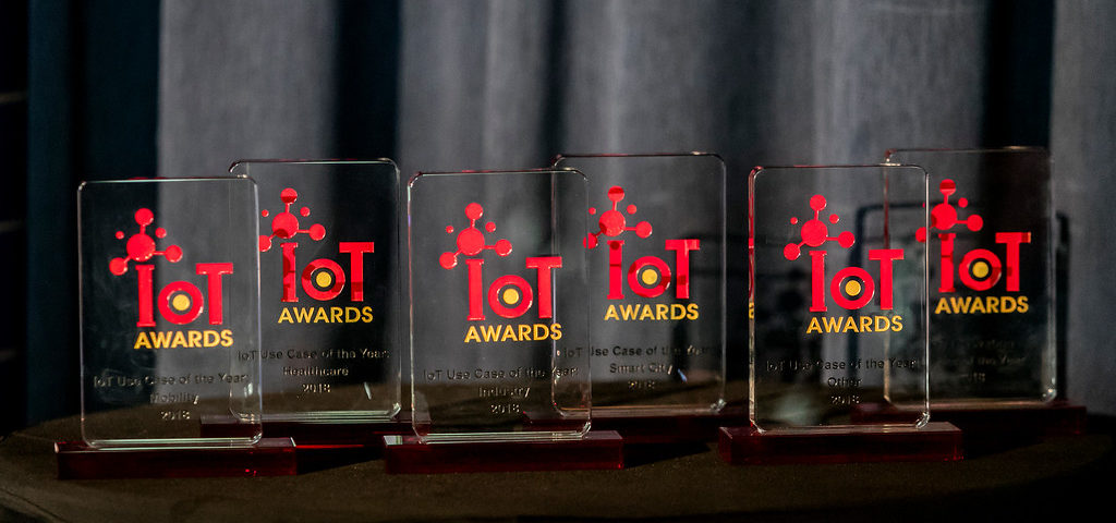 Nationale IoT Awards 2018