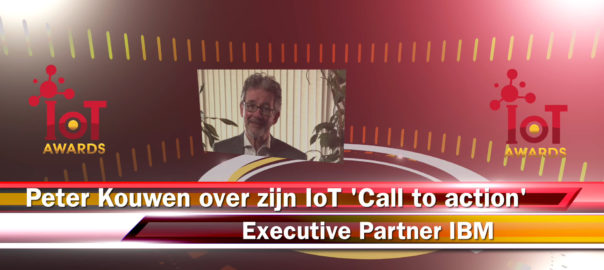 IBM call to action IoT Peter Kouwen