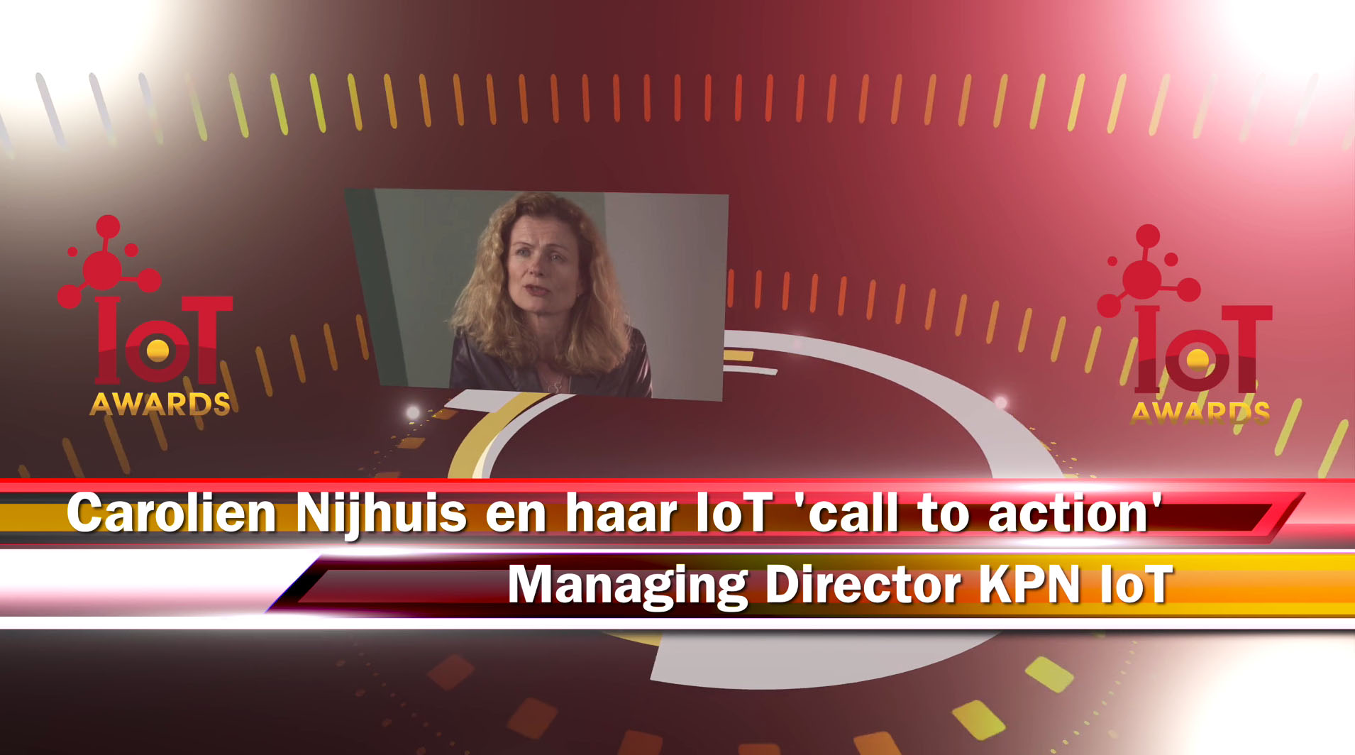 IoT Call to Action KPN Carolien Nijhuis