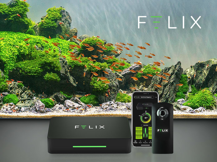 Felix Smart Aquarium IoT