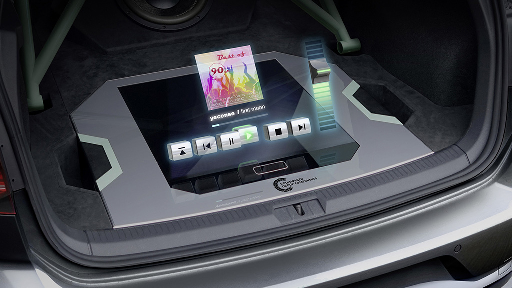 VW IoT Connected Car