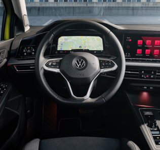 Volkswagen VW Golf 8 Car2X IoT