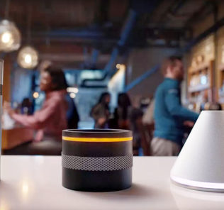 VrijdagmiddagVideo Smart speakers Michelob Ultra