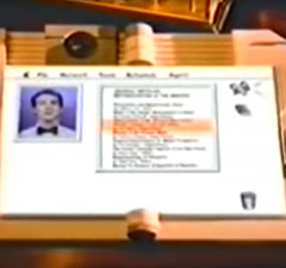Apple Knowledge Navigator 1987 Video