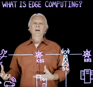 Edge computing IoT IBM Video
