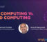 IoT Cloud Computing Edge Computing